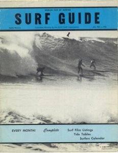 Surf Guide Magazine - Volume 1 Issue 1
