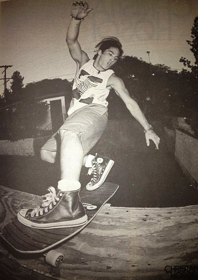 HOSOI INTERVIEW EARLY POWEREDGE 1989