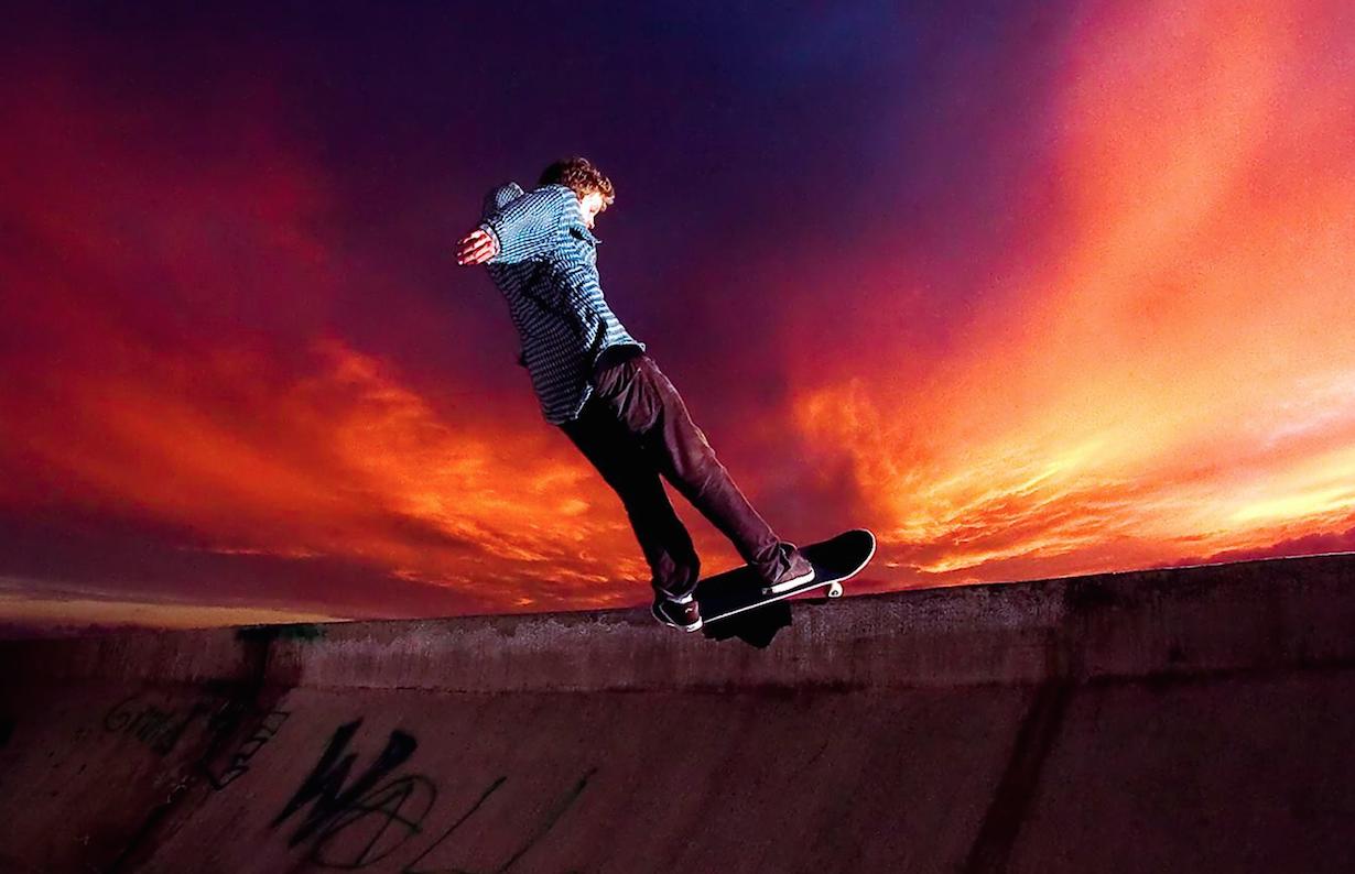 Christian Kline Speaks 30 years later: Skateboarding Poweredge