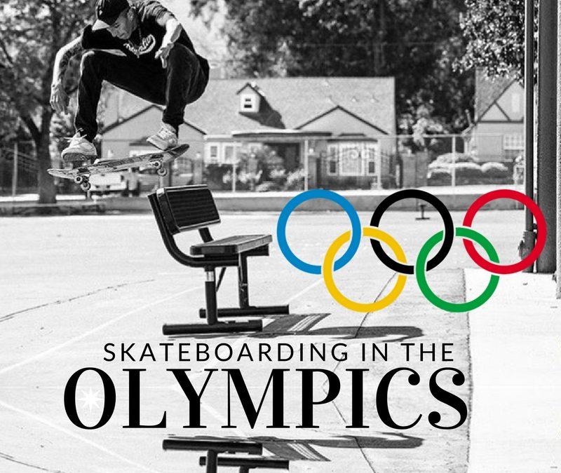 A BREAKDOWN OF SKATEBOARDING IN THE OLYMPICS