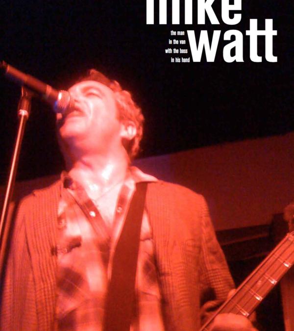 Mike Watt Interview 2011- by Gypsy de Szendrey