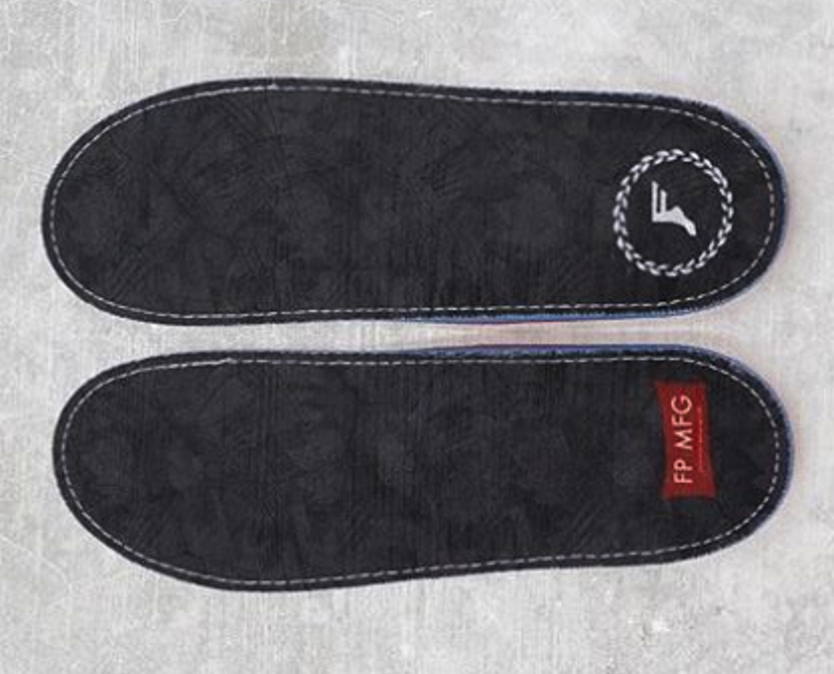 Footprint Insole Tech; launches skate shoe brand