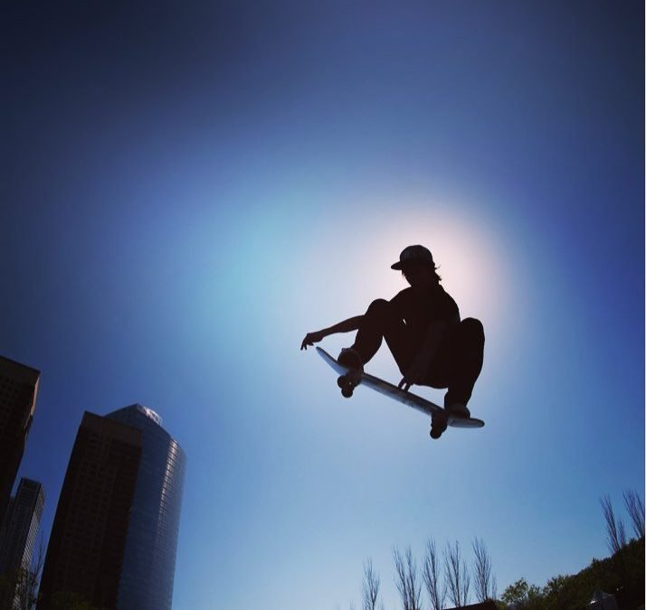 Olympics & Skating for your Country? In skateboarding USA owns it.