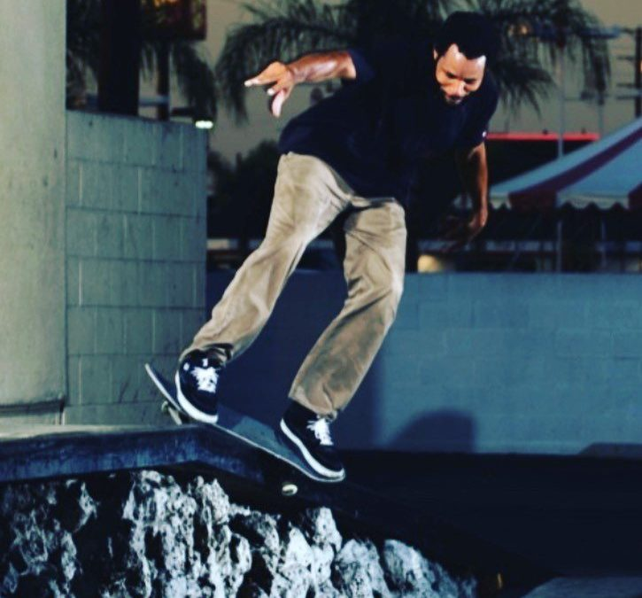 Ray Barbee Feeble Deville